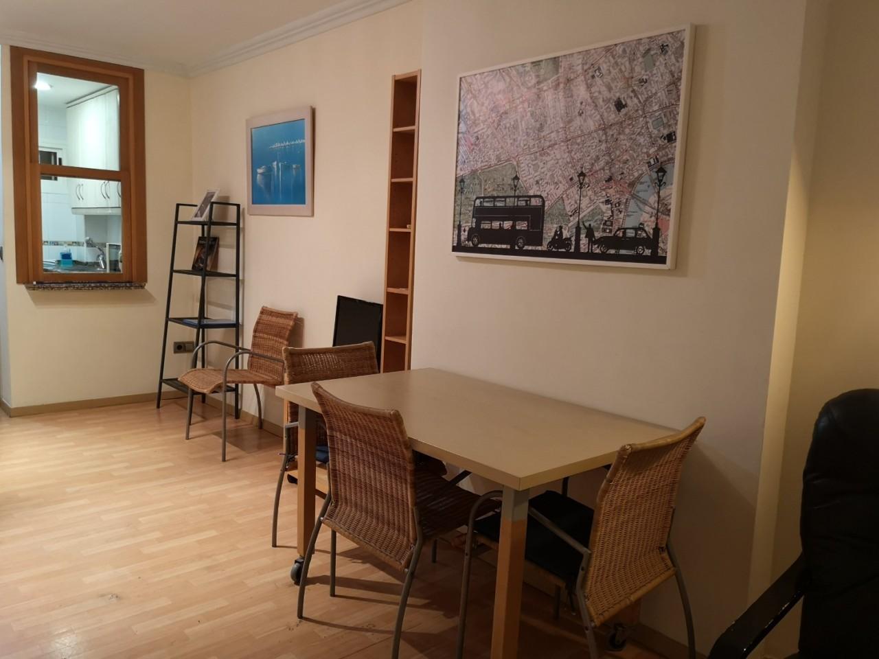Studio Apartment in Parque De La Paloma, Benalmádena, Málaga, Spain