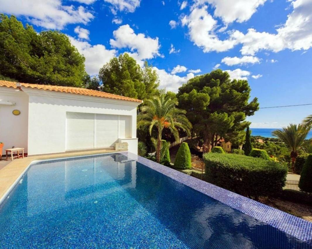 Villa in Zona Mascarat-Villa Gadea, Altea, Alicante/Alacant, Spain