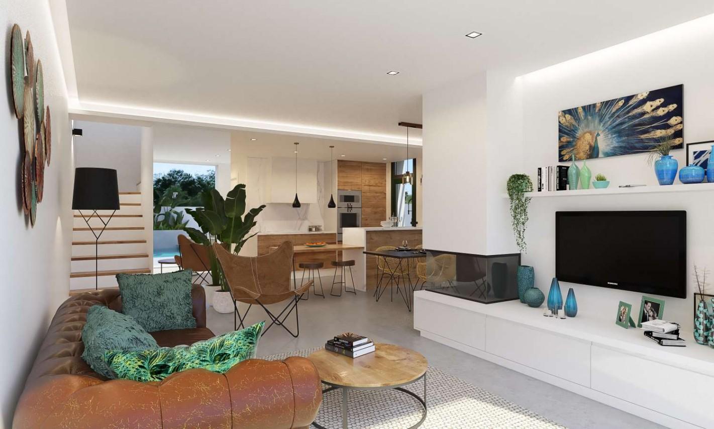 Villa in  Daya Nueva, Alicante/Alacant, Spain